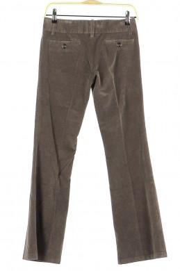 Vetements Pantalon BARBARA BUI INITIALS CHOCOLAT