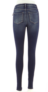 Vetements Jeans ABERCROMBIE BLEU MARINE