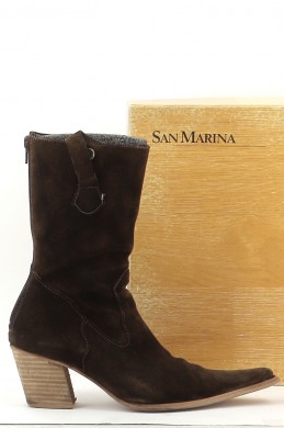 Bottines / Low Boots SAN MARINA Chaussures 37