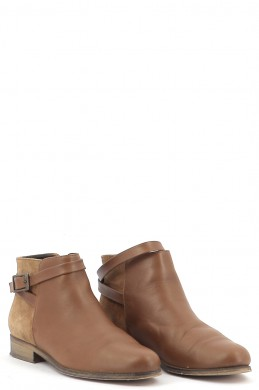 Chaussures Bottines / Low Boots ANDRE MARRON