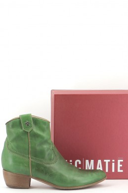 Bottines / Low Boots VIC MATIé Chaussures 36