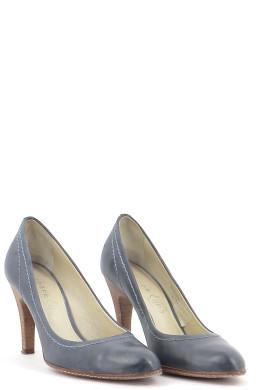 Chaussures Escarpins ANDRE BLEU