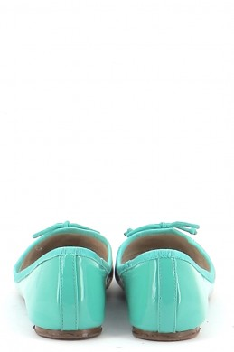 Chaussures Ballerines ANDRE TURQUOISE