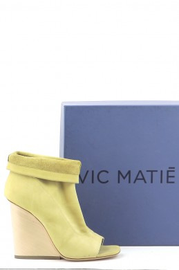 Bottines / Low Boots VIC MATIé Chaussures 37
