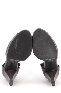 Chaussures Escarpins COMPTOIR DES COTONNIERS GRIS