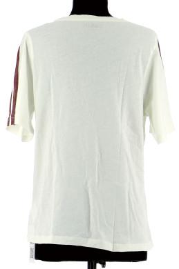 Vetements Tee-Shirt BA&SH BLANC