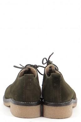 Chaussures Derbies MINELLI KAKI
