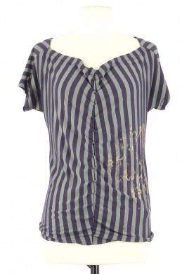 Tee-Shirt IKKS Femme XS