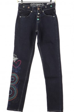 Jeans DESIGUAL Femme W26
