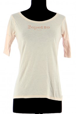 Tee-Shirt REPETTO Femme XS
