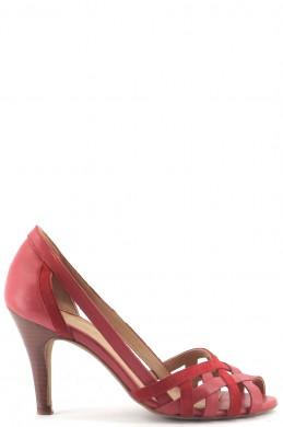 Chaussures Escarpins SEZANE ROUGE