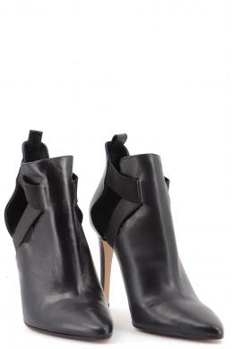 Chaussures Bottines / Low Boots VANESSA BRUNO NOIR