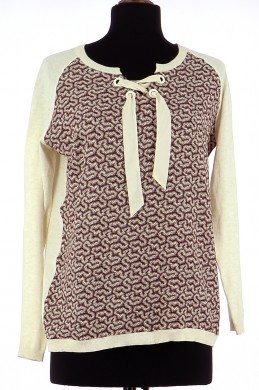 Pull ONE STEP Femme XS