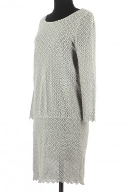 Vetements Robe BA&SH GRIS