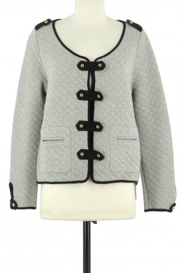 Vetements Veste / Blazer CLAUDIE PIERLOT GRIS