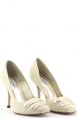 Chaussures Escarpins COSMOPARIS BEIGE