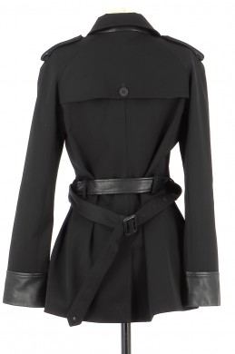 Vetements Trench KARL LAGERFELD NOIR