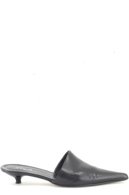 Chaussures Mules REQINS NOIR