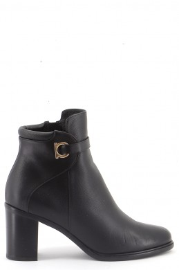 Bottines / Low Boots SALVATORE FERRAGAMO Chaussures 38