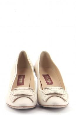 Chaussures Escarpins CAREL PARIS ÉCRU