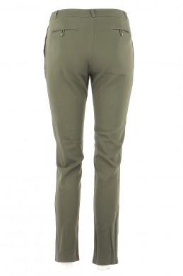 Vetements Pantalon AMERICAN VINTAGE KAKI