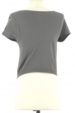 Vetements Tee-Shirt FREE PEOPLE GRIS