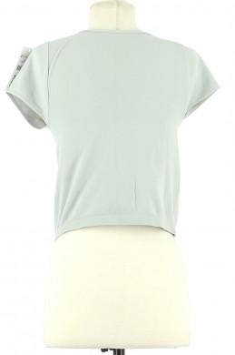 Vetements Tee-Shirt FREE PEOPLE BLEU CLAIR