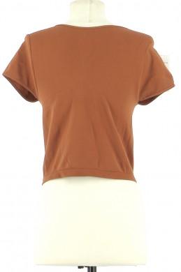 Vetements Tee-Shirt FREE PEOPLE MARRON
