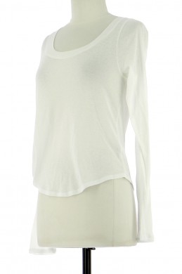 Vetements Top COTELAC BLANC
