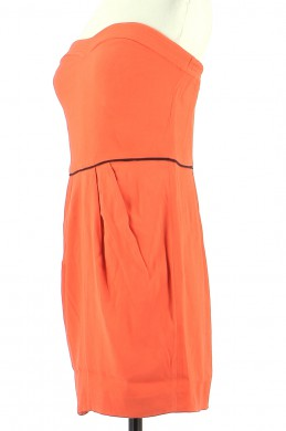 Vetements Robe SANDRO ORANGE