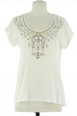 Tee-Shirt CAROLL Femme FR 40