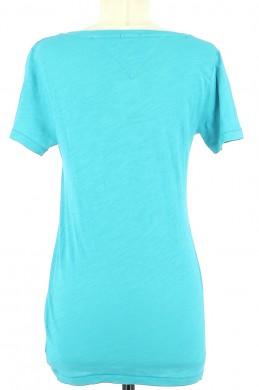 Vetements Tee-Shirt TOMMY HILFIGER BLEU
