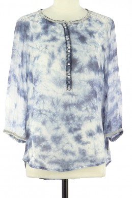 Vetements Blouse MAISON SCOTCH BLEU CLAIR