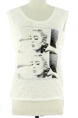 Tee-Shirt IKKS Femme FR 34