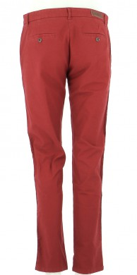 Vetements Pantalon REIKO BORDEAUX