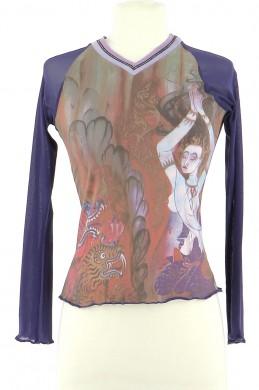 Tee-Shirt CUSTO BARCELONA Femme S