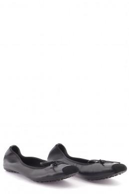 Chaussures Ballerines ELIZABETH STUART NOIR