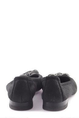 Chaussures Ballerines REQINS NOIR