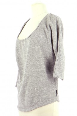 Vetements Tee-Shirt MAISON SCOTCH GRIS