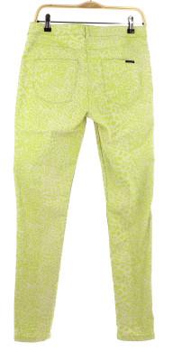 Vetements Pantalon MAISON SCOTCH VERT CLAIR