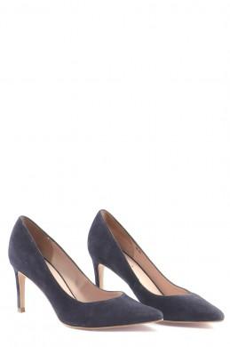 Chaussures Escarpins 123 BLEU MARINE