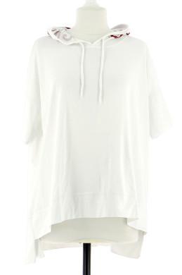 Vetements Tee-Shirt MARITHE ET FRANCOIS GIRBAUD BLANC