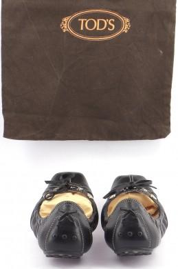 Chaussures Mocassins TOD'S NOIR