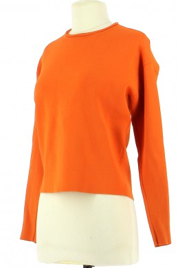Vetements Pull KAREN MILLEN ORANGE
