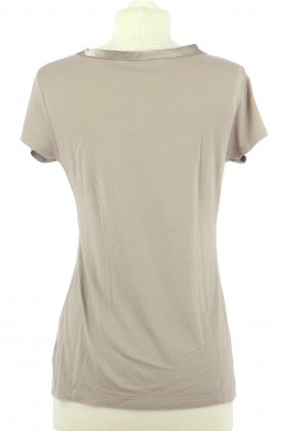 Vetements Tee-Shirt BANANA REPUBLIC BEIGE