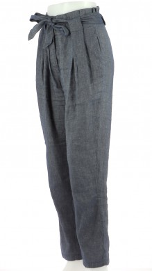 Vetements Pantalon COTELAC BLEU MARINE