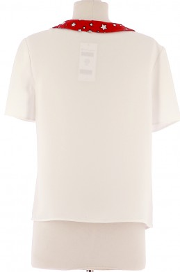 Vetements Blouse CLAUDIE PIERLOT BLANC