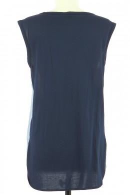Vetements Tee-Shirt COP COPINE BLEU