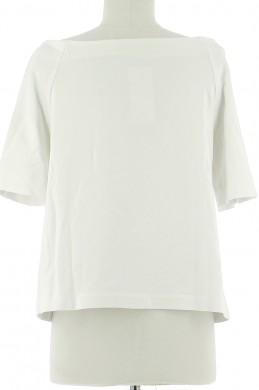 Vetements Tee-Shirt COP COPINE BLANC