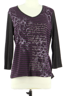 Tee-Shirt CHRISTINE LAURE Femme T3